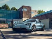 Porsche Taycan 4S launched with 288-mile range
