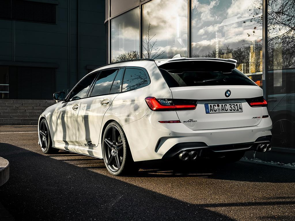Ac Schnitzer Tinkers With 3 Series Touring Pistonheads Uk