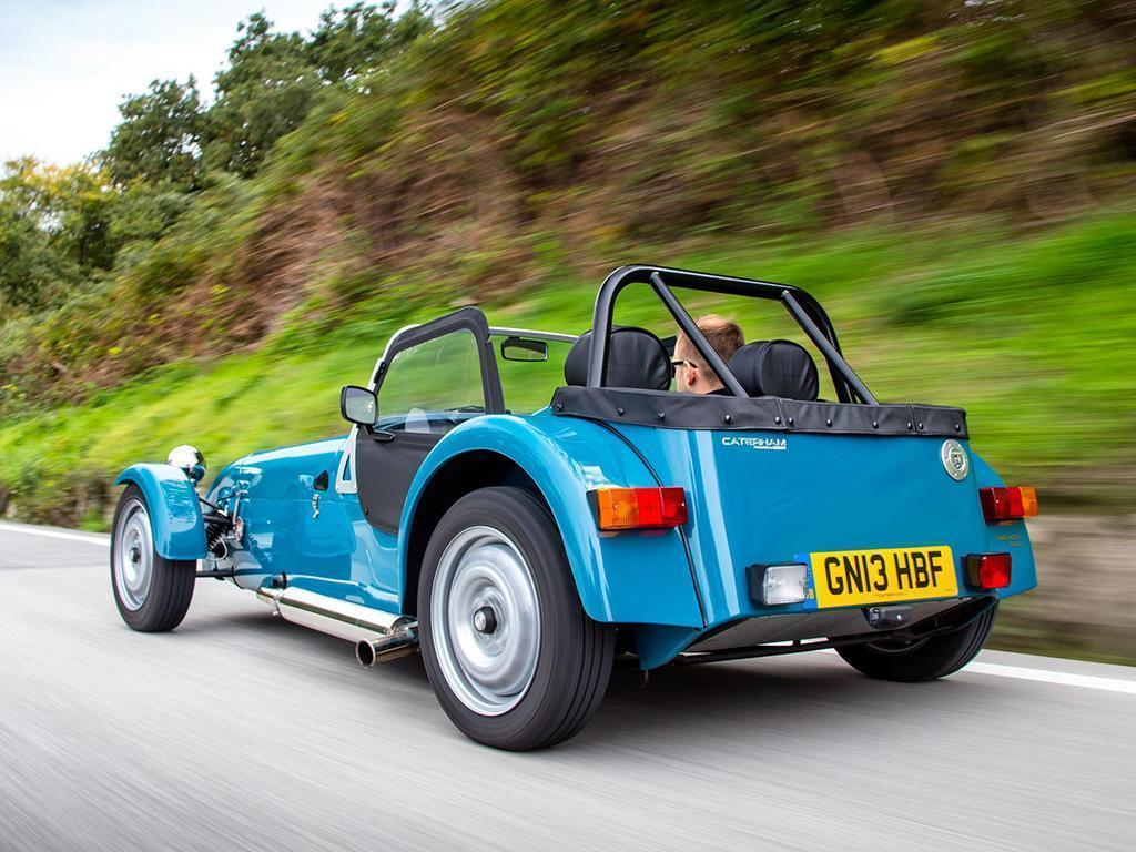 Caterham Seven Ph Used Buying Guide Pistonheads Uk
