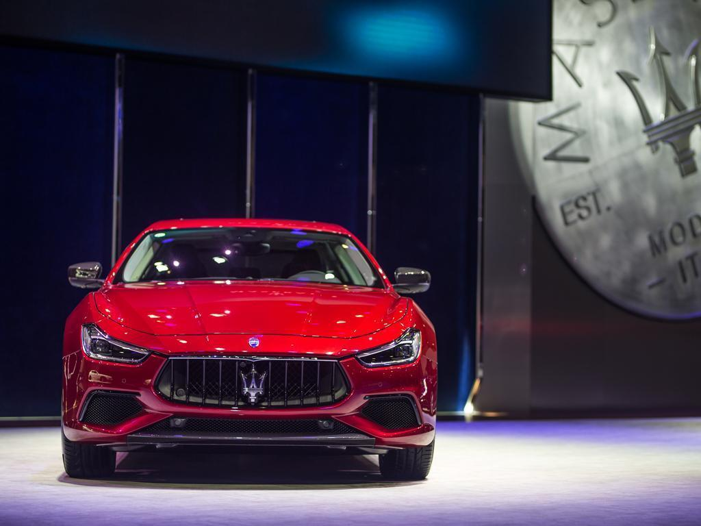 Maserati Ghibli Hybrid To Kick Off Electrified Era Pistonheads Uk
