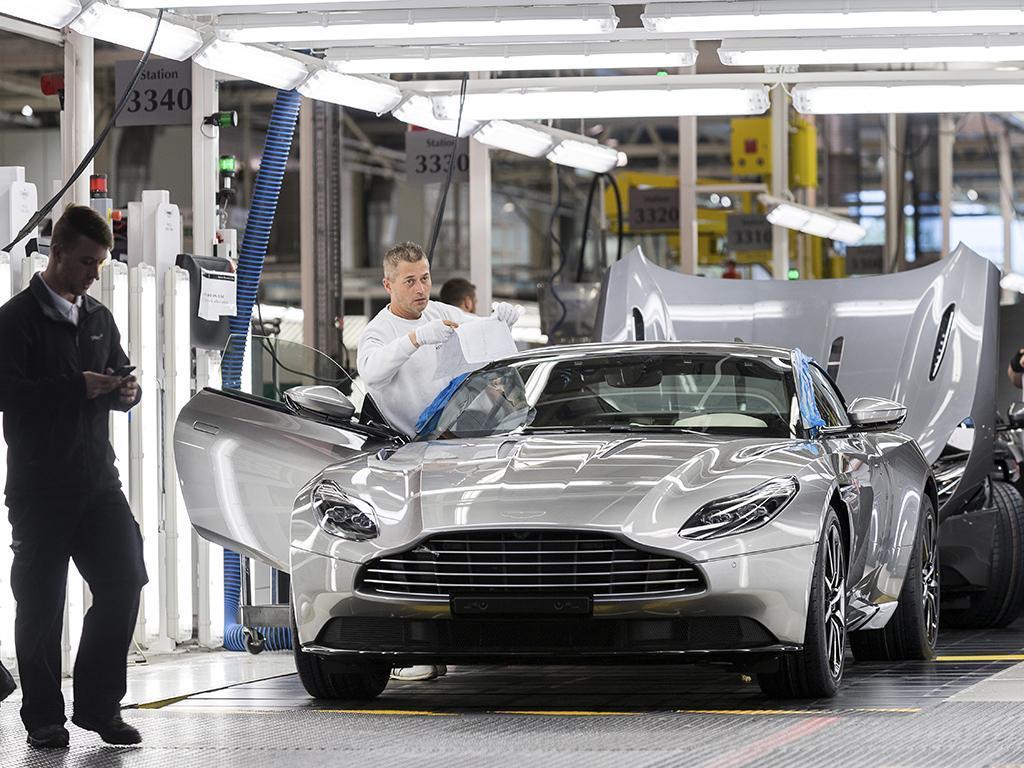 Aston Martin Could Lose 500 Jobs Pistonheads Uk