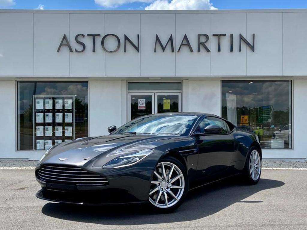 Aston Martin Db11 Spotted Pistonheads Uk