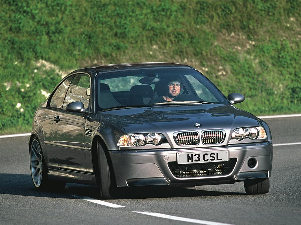 M3 Csl Manual Conversion Launched Pistonheads Uk