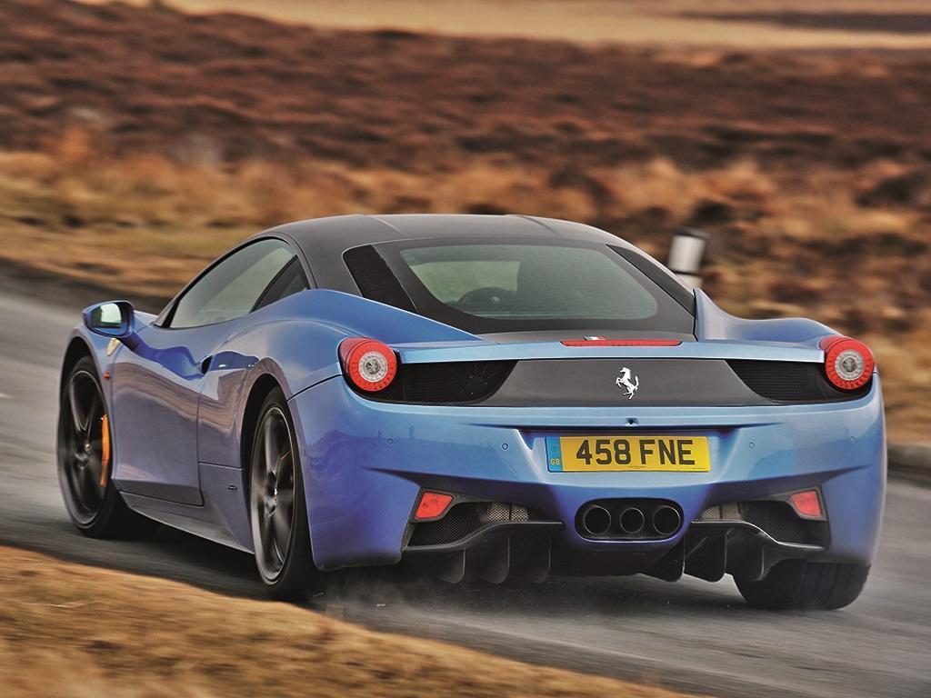 Ferrari 458 Italia Ph Used Buying Guide Pistonheads Uk