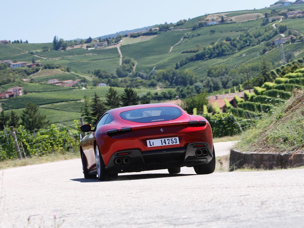 2020 Ferrari Roma Ph Review Pistonheads Uk