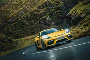 Porsche confirms PDK for 718 GT and 4.0 models