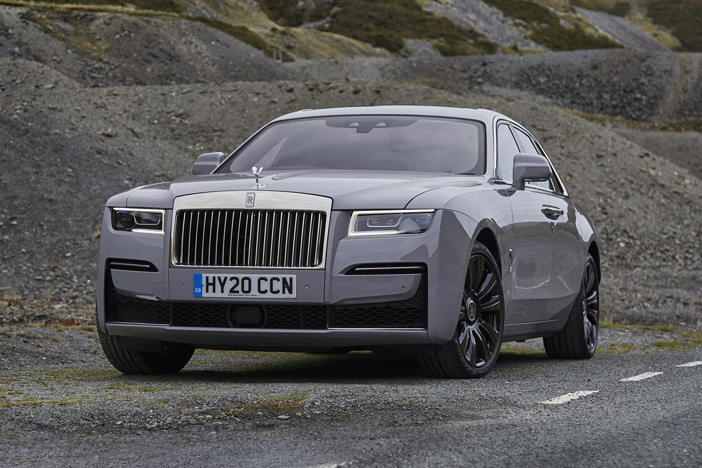 2021 Rolls-Royce Ghost | PH Review | PistonHeads