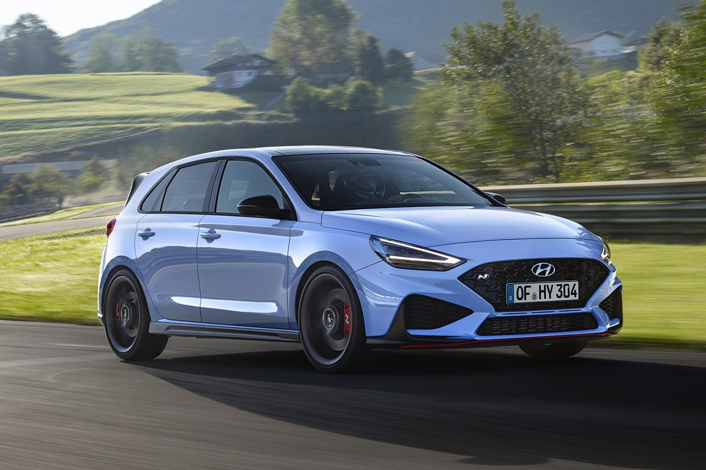 New i30 N launched with DCT and more power - Pistonheads.com