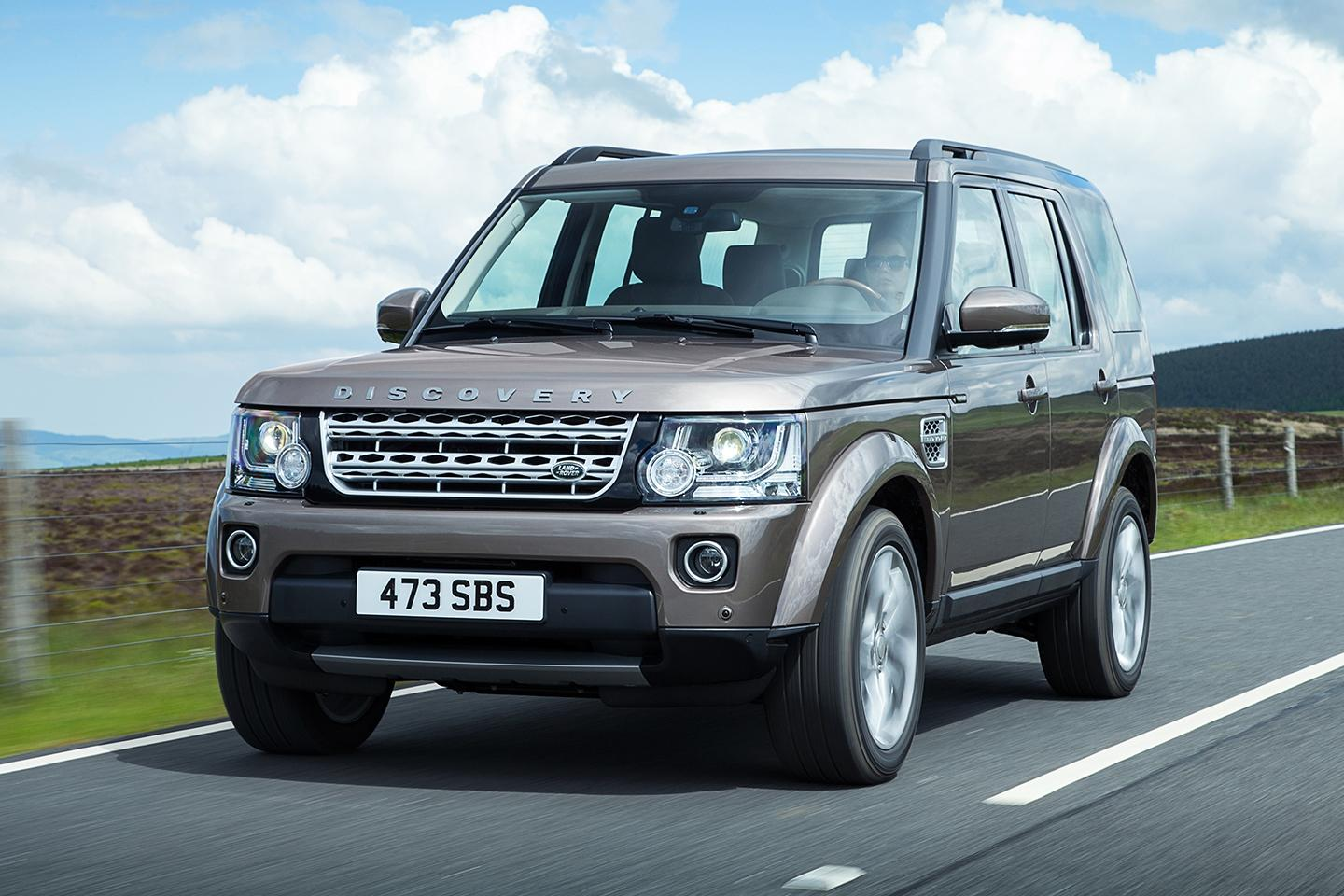 Land Rover Discovery Sport SUV - Reliability & safety 2020