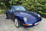 Porsche 911 Carrera (993) | The Brave Pill