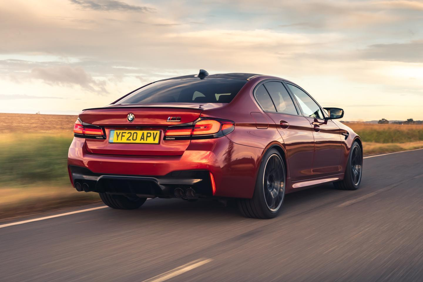 2021 Bmw M5 Competition Uk Review Pistonheads Uk