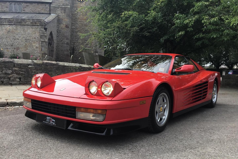 Ferrari Testarossa The Brave Pill Pistonheads Uk