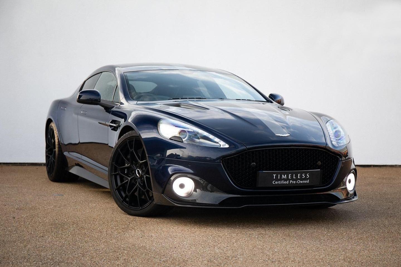 Aston Martin Rapide Spotted Pistonheads Uk