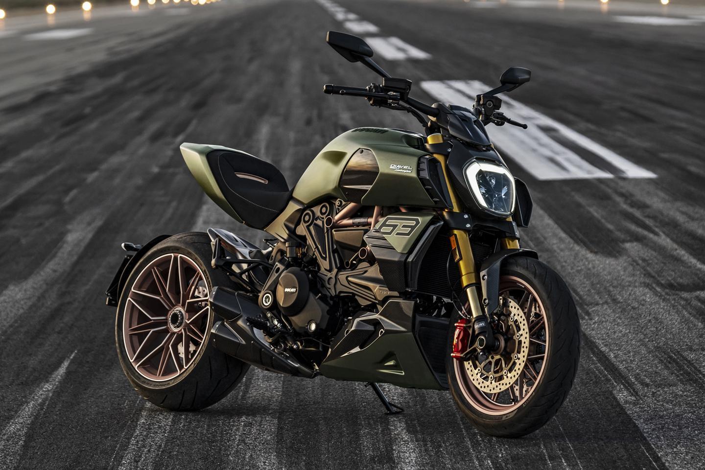 Ducati reveals Diavel 1260 Lamborghini | PistonHeads UK
