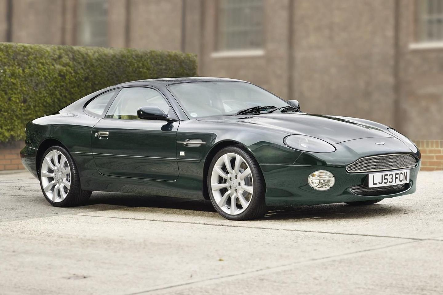 Delivery Mile Aston Martin Db7 For Sale Pistonheads Uk
