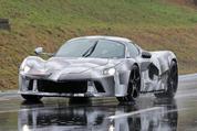 Ferrari readies LaFerrari successor