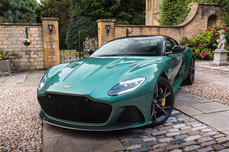 Aston Martin Dbs 59 Dotted
